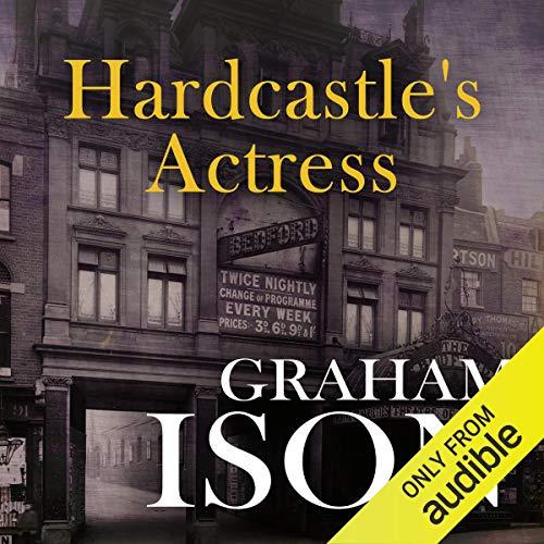 Hardcastle's Actress audiobook cover art