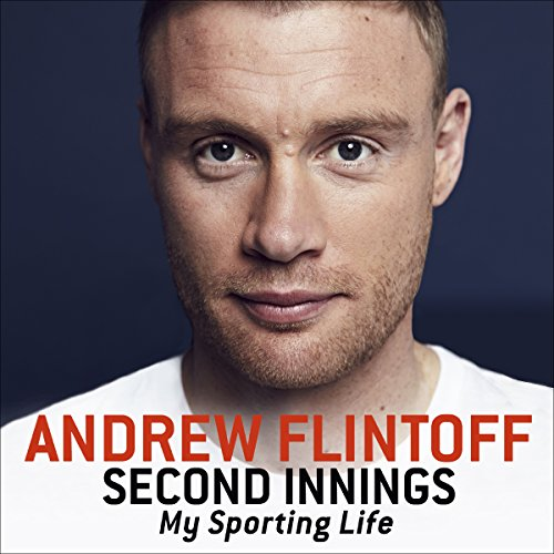 Second Innings     My Sporting Life              By:                                                                                                                                 Andrew Flintoff                               Narrated by:                                                                                                                                 Richard Burnip                      Length: 5 hrs and 52 mins     2 ratings     Overall 2.0