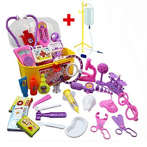 Role Play Game/Pour Toys Cabinet de médecine pour enfants Enfants Doctor Sets/Ro