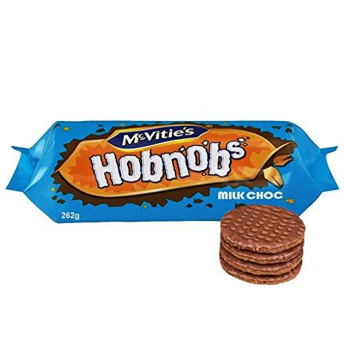 McVitie's Hobnobs Milk Choc 262g