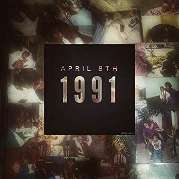 April 8th 1991