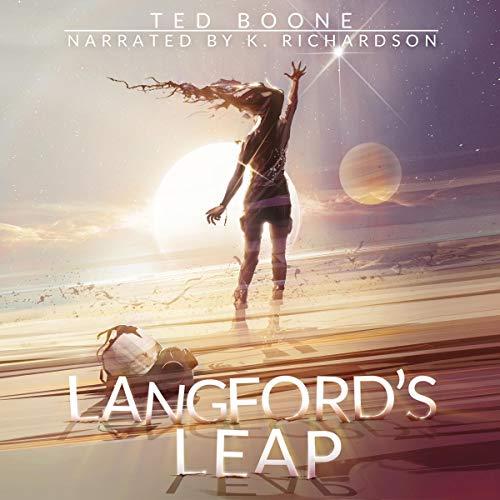 Langford's Leap cover art