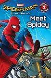 Spider-Man: Homecoming: Meet Spidey (Passport to Reading)