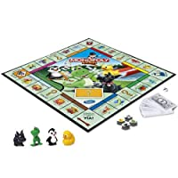 Monopoly - Junior (gioco in scatola, Hasbro Gaming) #1