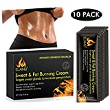 Hot Sweat Cream,Slimming Cream for Weight Loss,Sweat & Fat Burning Cream for Belly