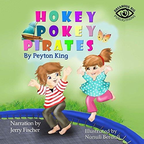 The Hokey Pokey Pirates audiobook cover art