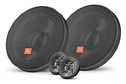 JBL Stage 600CE - 2 Altavoces para Coche, 165 mm, 150W, 90 dB, Negro