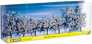 Noch 25075 Winter Trees 8-10Cm 7/ H0,Tt,N,Z Scale  Model Kit