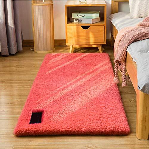 Lijia tapijt melkachtig wit slaapkamer bed tapijt raam dorpel mat Situ mat thuis zacht en warm