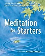 Meditation for Starters,Book & CD Set