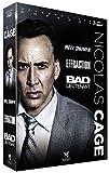Nicolas Cage - Coffret 3 films : Hell Driver + Effraction + Bad Lieutenant - Escale à la Nouvelle-Orléans