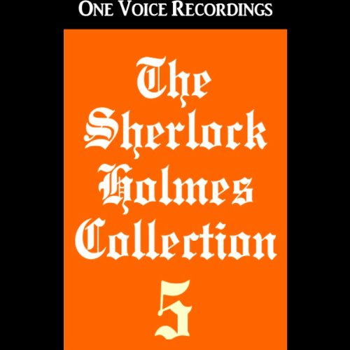 The Sherlock Holmes Collection V audiobook cover art