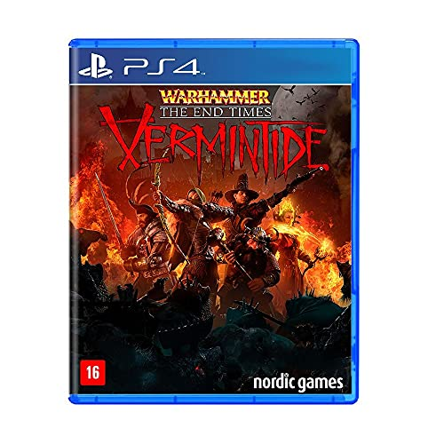 Jogo Sony Music Warhammer End Times Vermintide PS4