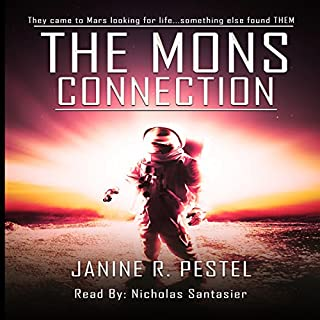 The Mons Connection audiobook cover art