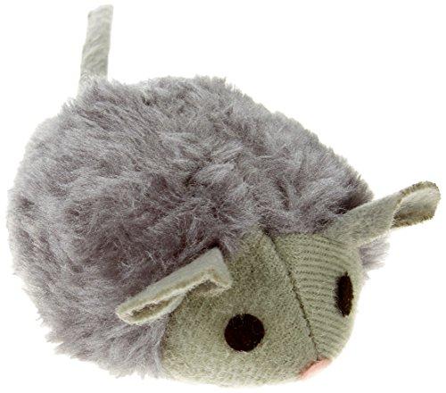 Nobby Plüsch Maus mit Stimme 15 cm