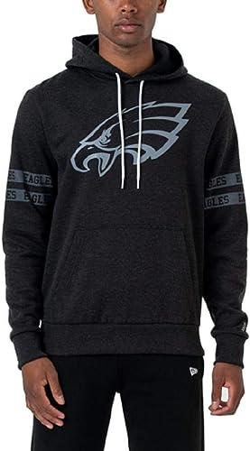 nouveau Era Philadelphia Eagles Hoody NFL noir Tonal