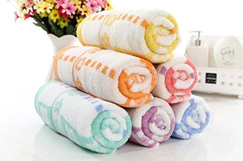 YSN Home Collection YSN13 Katoenen handdoek, extra pluizig en absorberend, verschillende maten