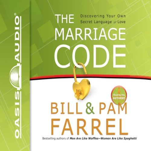 The Marriage Code audiobook cover art