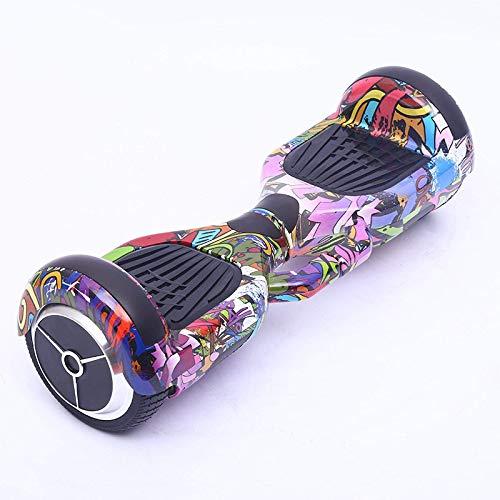 BBGSFDC Inteligente Somatosensorial Drift Pensando Scooter de Dos Ruedas 6.5 Pulgadas Niños Adultos Equilibrio Scooter