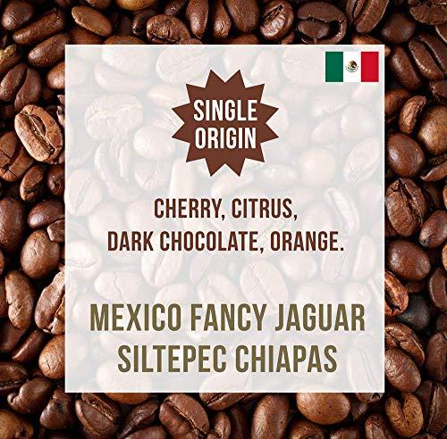Mexiko Fancy El Jaguar Siltepec Chiapas 1KG - Single Origin Kaffeebohnen - Coffee World