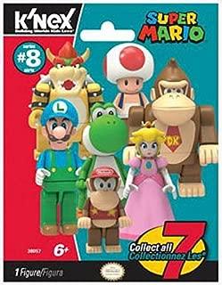 K'nex Super Mario Series 8 Blind Bag Figure