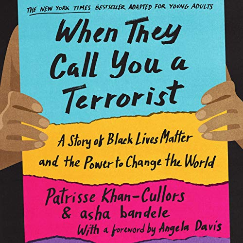 When They Call You a Terrorist (Young Adult Edition)  By  cover art