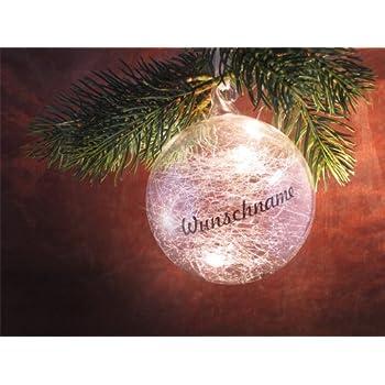 10 cm rot 0M+ Baby Art My Christmas Fairy Weihnachtskugel Handabdruck und Namen Weihnachtsdekorationsset zum Selbermachen