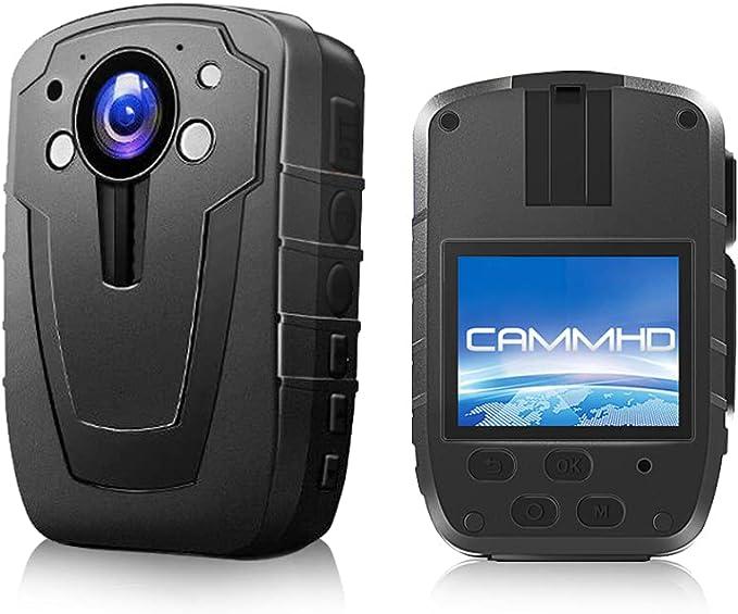 41 opinioni per CAMMHD 1296P body cam polizia,36MP,videoregistratore,fotocamera indossabile,3000