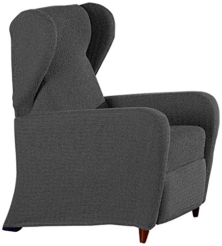 Dam Sofa-sprei, relaxfauteuil, kleur 06, grijs