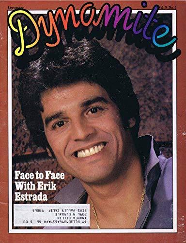 Dynamite Magazine #64 Vol 3#3 1979 Erik Estrada Chips