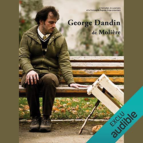 George Dandin audiobook cover art