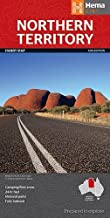Northern Territory State Handy 2014 HEMA