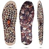 Legendog FüßE Massage Einlegesohle Wiederverwendbar 1 Paar Tragbare Reversible FußTherapie Einlegesohle Shoe Setzen Sie Frauen MäNner Unisex