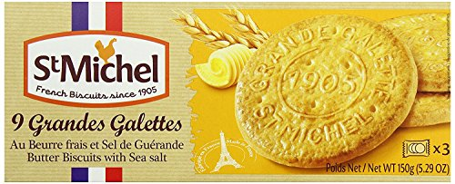 French Cookies Galettes St Michel