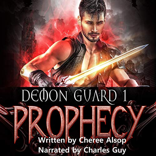 Demon Guard Audiobook By Cheree Alsop cover art