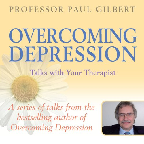 Overcoming Depression audiobook cover art