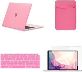 macbook air pink case