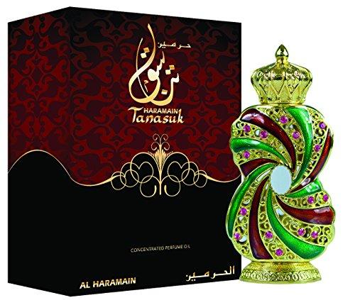 Al Haramain Perfumes Tanasuk Parfümöl, 1 Stück