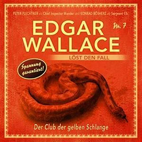 Der Club der gelben Schlange  By  cover art