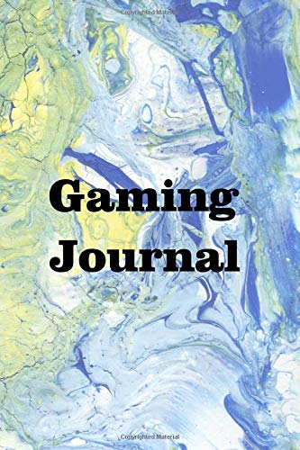 Gaming Journal: Keep track of your gaming adventures