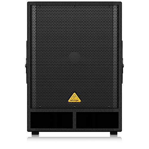 Behringer EUROLIVE VQ1800D Altavoces portátiles (Incorporado, De 2 vías, 45,72 cm (18