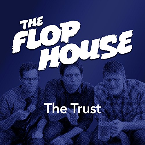 220: The Trust audiobook cover art