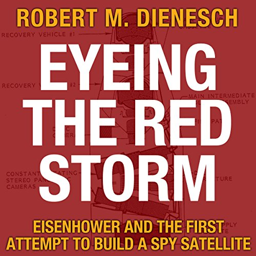 Eyeing the Red Storm audiobook cover art
