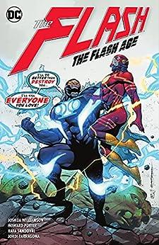 The Flash (2016-) Vol. 14: The Flash Age by [Joshua Williamson, Various, Rafa Sandoval, Stephen Segovia]