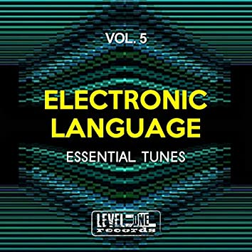 Electronic Language, Vol. 5 (Essential Tunes)