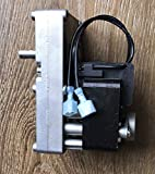 PitsMaster Replacement Auger Motor for Louisiana Country Pellet Smoker Grills 2.0 RPM # 50104