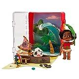 Disney Animators' Collection Moana Mini Muñeca Playset...