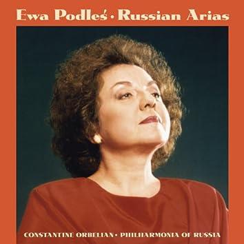 Podles, Ewa: Russian Arias