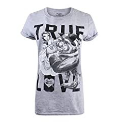 Disney True Love Camiseta para Mujer