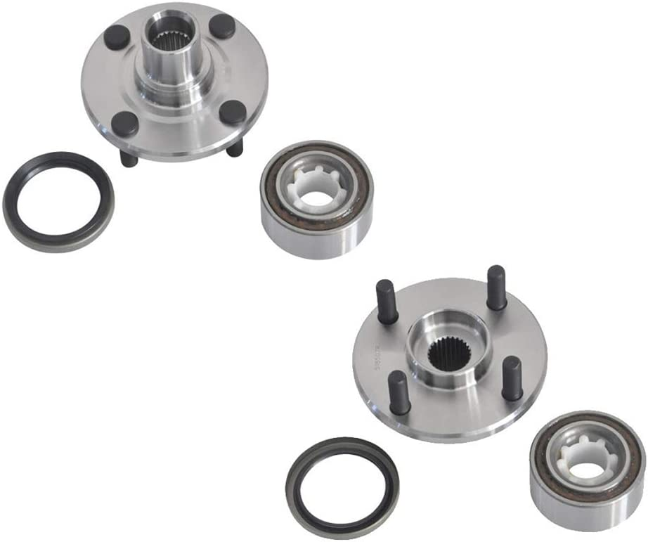 MAYASAF 518507 2 Pack Front Wheel Assembly Hub Bearing Toy for Safety and trust New York Mall